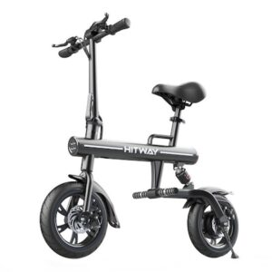 Bicicleta electrica Hitway
