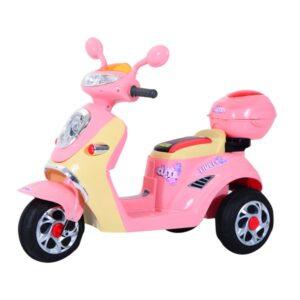 Tricicleta Electrica pentru Fetite
