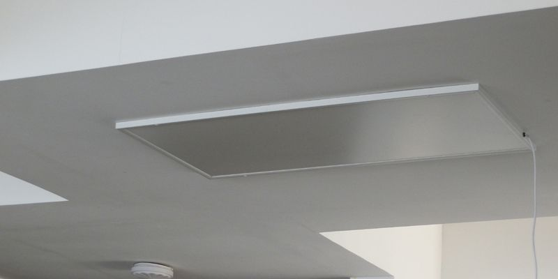 cele mai bune panouri radiante de tavan
