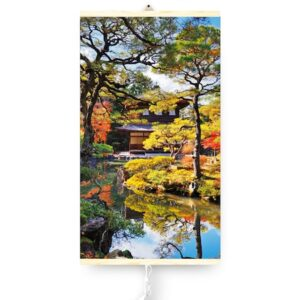 Panou radiant infrarosu Trio model Garden Kyoto